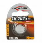 Pile bouton Ansmann CR2025
