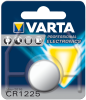 Pile bouton lithium Varta CR1225