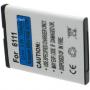 Batterie de t�l�phone portable pour NOKIA 6111 / BL-4B 3.6V Li-Ion 700mAh
