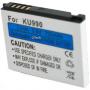 Batterie de t�l�phone portable pour LG 8000 / U8110 3.6V Li-Ion 700 / 800mAh