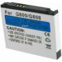 Batterie de t�l�phone portable pour SAMSUNG G800 3.6V Li-Ion 1000mAh