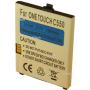 Batterie de t�l�phone portable pour ALCATEL ONE TOUCH C550 3.7V Li-Ion 700mAh