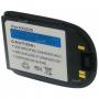 Batterie de t�l�phone portable pour KG225 3.7V 650mAh